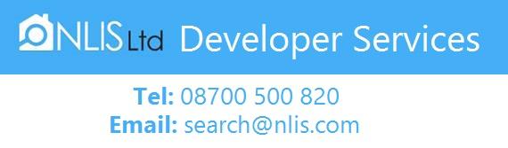 NLIS developer services